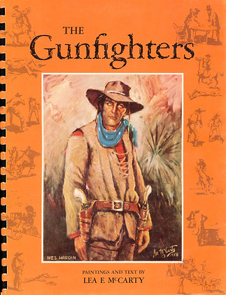 THE GUNFIGHTERS by Lea F. McCarty 1959