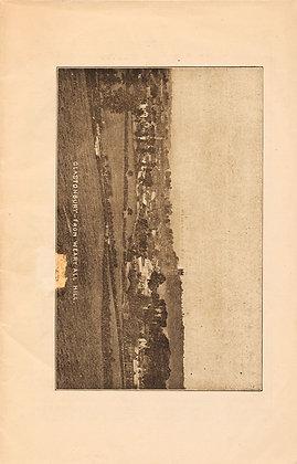 Glastonbury Music Festival (circa 1920) England