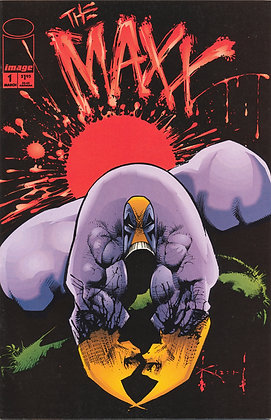 MAXX #1, Image, 1993