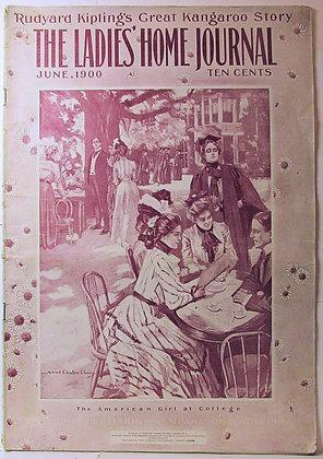 The Ladies Home Journal (June 1900) Rudyard Kipling