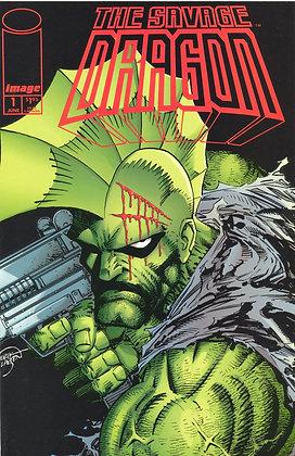 Savage Dragon, #1 - 1992