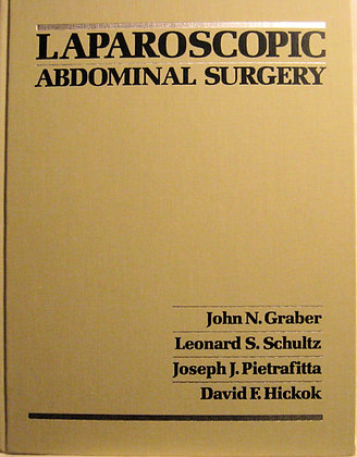 Laparoscopic Abdominal Surgery John Graber