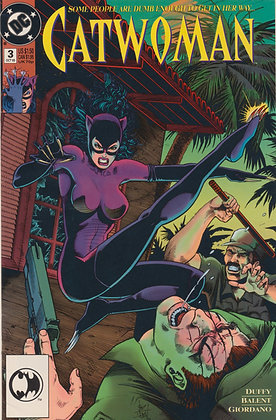 Catwoman, #3