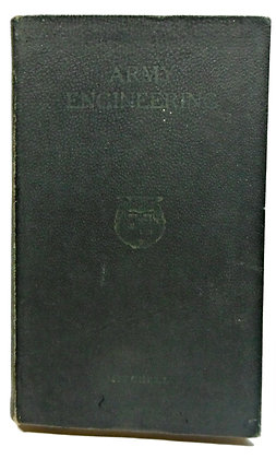 Army Engineering Mitchell 1927