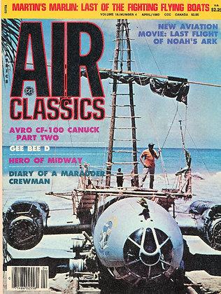 Air Classics (April 1980)