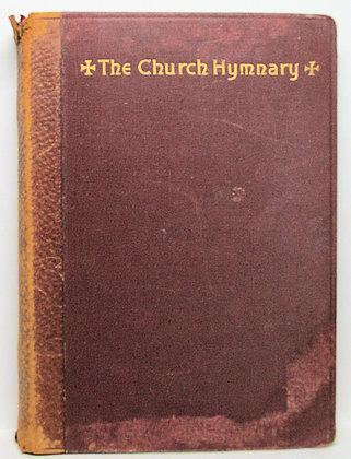 THE CHURCH HYMNARY by EDWIN A. BEDELL 1892 Christian