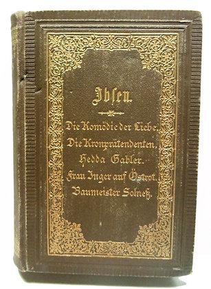 Henrik Ibsen's Gesammelte Werke #4 (German)