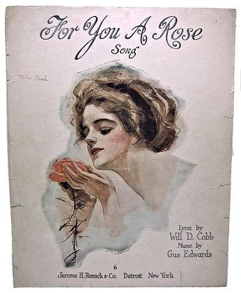 Flowers & Ferns Keiser 1905