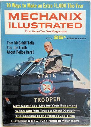 Mechanix Illustrated February 1968