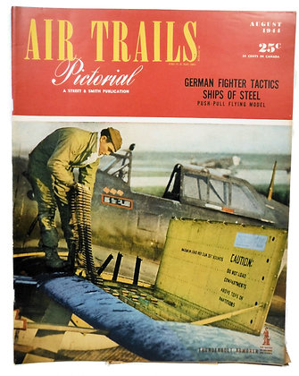 Air Trails (Aug. 1944) The Jersey Javelin