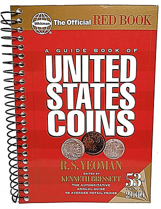 Guide Book United States Coins 1999