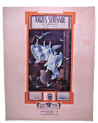 Angel's Serenade ca. 1910