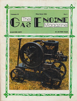 Gas Engine Mag.  May-June 1984