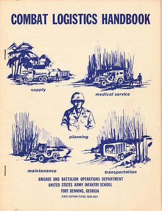 Combat Logistics Fort Benning 1964