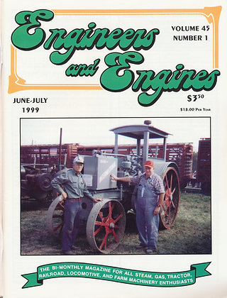 Engineers & Engines, June-July 1999