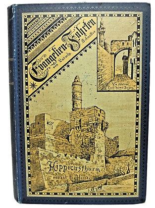 Evangelienfahrten Bilder Jesu 1893 (German)