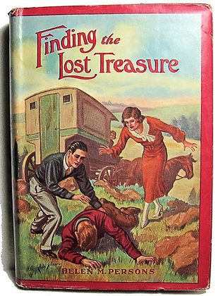 Finding the Lost Treasure Helen M. Persons 1933