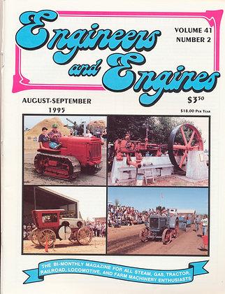 Engineers & Engines, Aug.-Sept. 1995