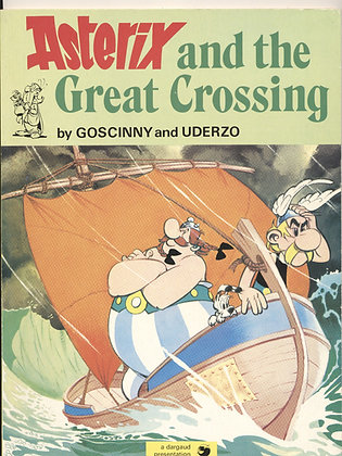Asterix and the GREAT CROSSINGby Goscinny & Uderzo
