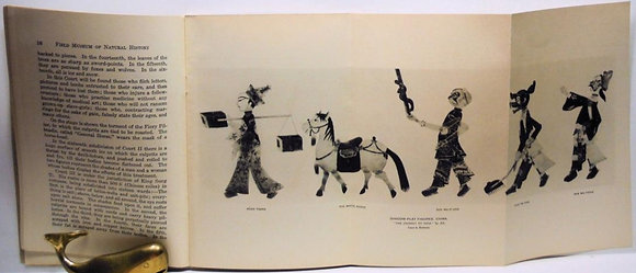 Field Museum of Natural History (Oriental Theatricals) Illustrated 1923