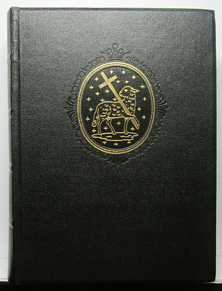 HOLY BIBLE FAMILY ILLUSTRATED (ca 1950) Old & New Testaments MASTERPIECE EDITION