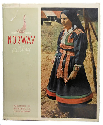 NORWAY Calling by Mittet & Co. (ca. 1950's)