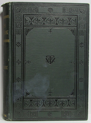 The WORKS of WILLIAM MAKEPEACE THACKERAY (Vol. 16) 1879