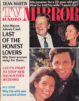 TV Radio Mirror, LAST OF THE HONEST LOVERS, March 1970