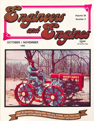 Engineers & Engines, Oct.-Nov. 1983