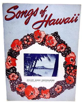 Songs of Hawaii 1957