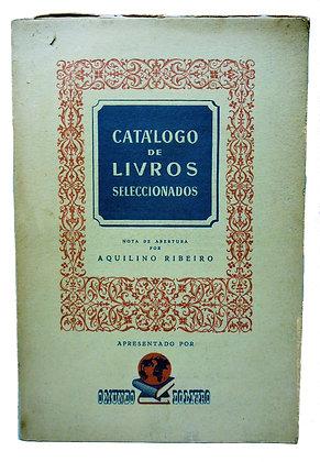 Catalogo De Livros Seleccionados 1955
