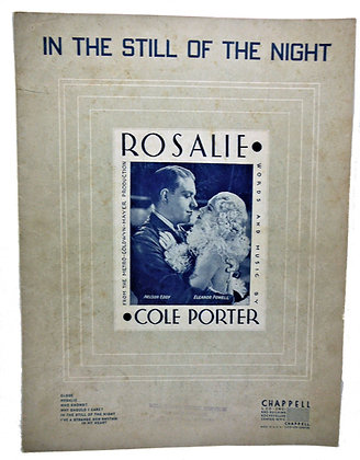 In the Still of the Night 1937