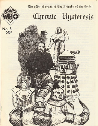 Dr. Who Chronic Hysteresis Dec. 1983