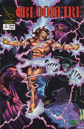 Bloodfire, #8 - 1994