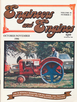 Engineers & Engines, Oct.-Nov. 1986