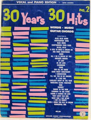 30 Years 30 Hits (No. 2) 1966