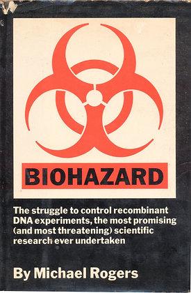 Biohazard Recombinant DNA Rogers 1977