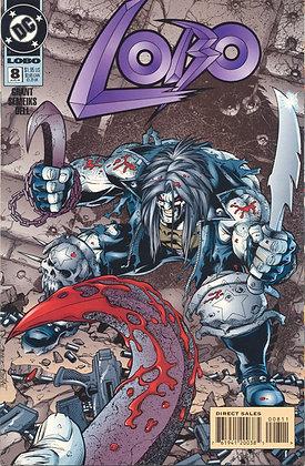 Lobo Annual, #8 - 1993