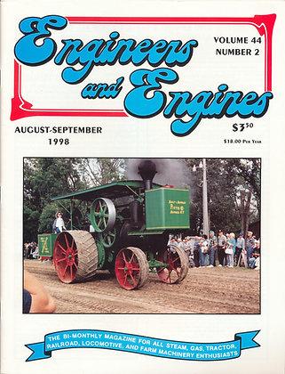 Engineers & Engines, Aug.-Sept 1998