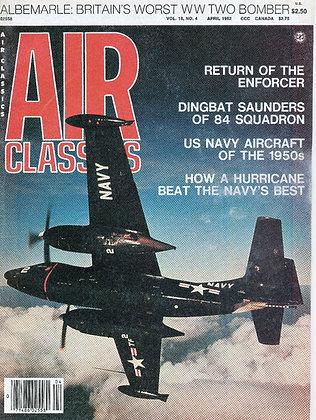 Air Classics (April 1982)