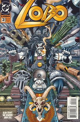 Lobo, #2 - 1994