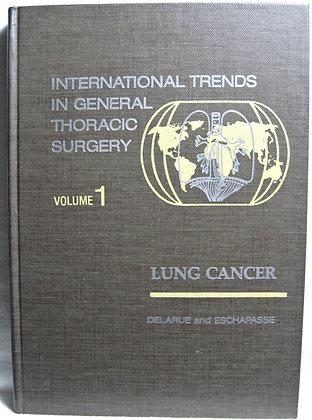 Lung Cancer: International Trends Delarue  1985