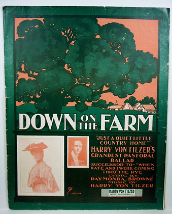 Down On The Farm 1904