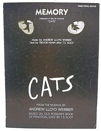 "Memory Hit Musical ""Cats"" 1981"
