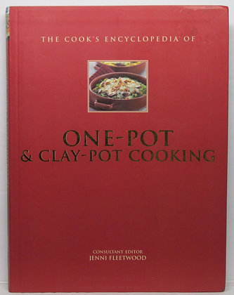 The Cook's Encyclopedia of ONE-POT Cooking 2001