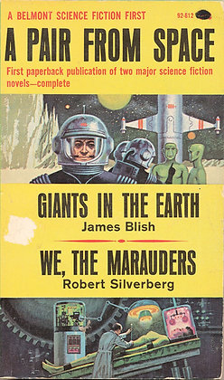A Pair From Space James Blish 1965