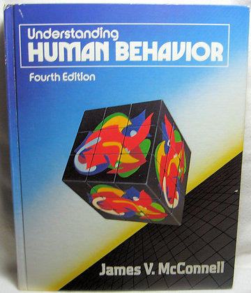 Understanding Human Behaviour by McConnell 1983