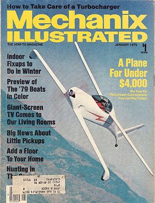 Mechanix Illustrated January 1979