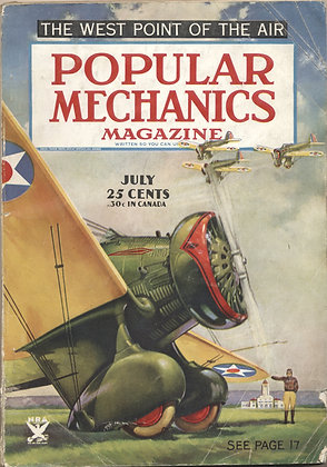 POPULAR MECHANICS July 1934