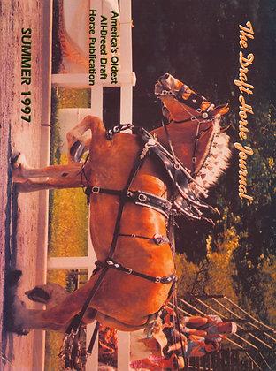 Draft Horse Journal Summer 1997